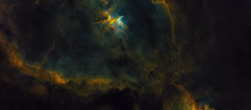 NGC2237 : La nébuleuse du Coeur
