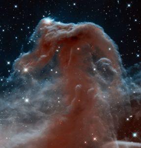 IC 434 : La nébuleuse de la tête de cheval / © Nasa - Hubble