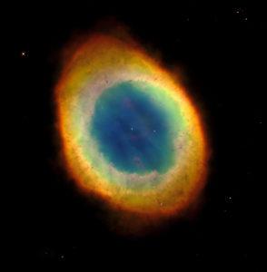M57 : La nébuleuse de la Lyre