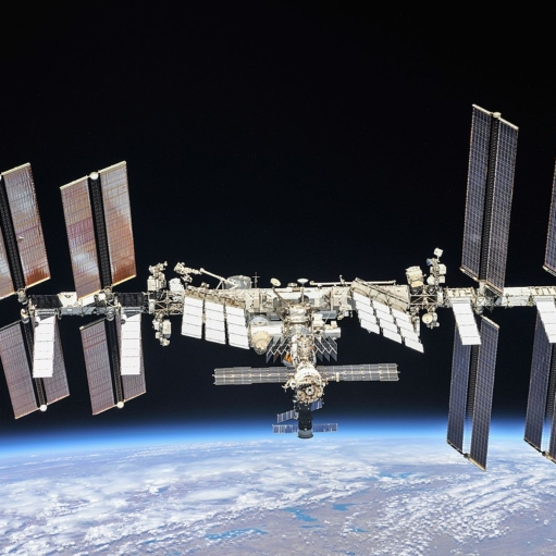 Observe the ISS across the sky