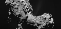 140919 - Comète 67P/Tchourioumov-Guérassimenko